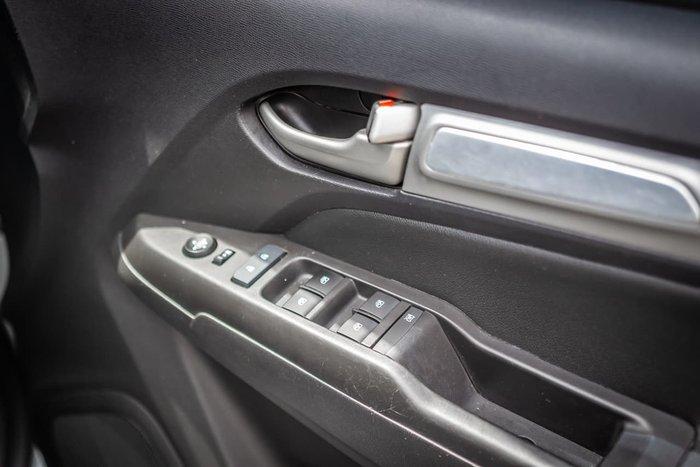 2017 Holden Colorado LT RG MY18 4X4 Dual Range Silver