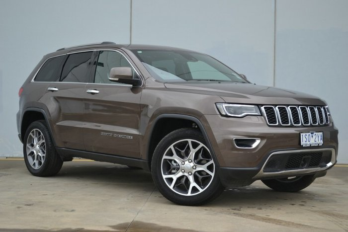 2019 Jeep Grand Cherokee Limited WK MY19 4X4 Dual Range BROWN