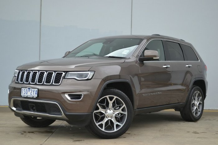 2020 Jeep Grand Cherokee Limited WK MY20 4X4 Dual Range BROWN