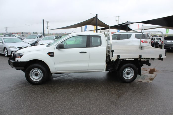 2017 Ford Ranger XL Hi-Rider PX MkII Cool White