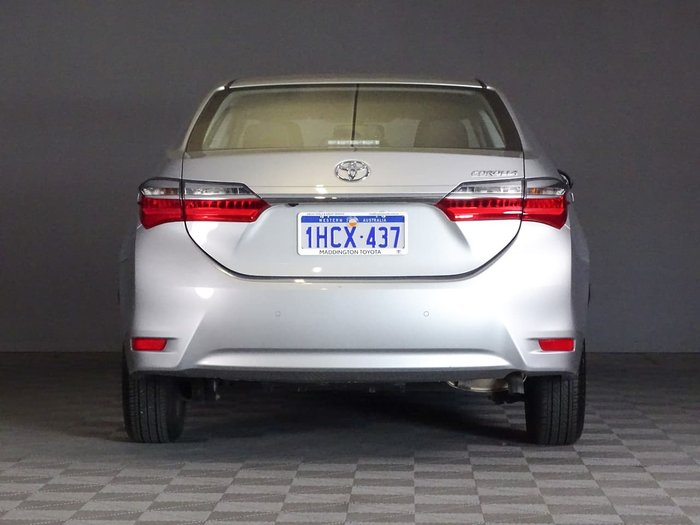2019 Toyota Corolla Ascent ZRE172R Silver
