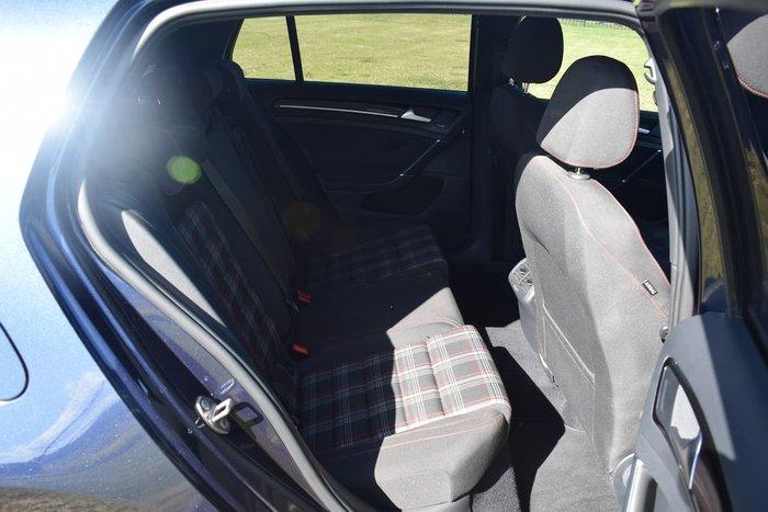 2016 Volkswagen Golf GTI 7 MY16 Blue