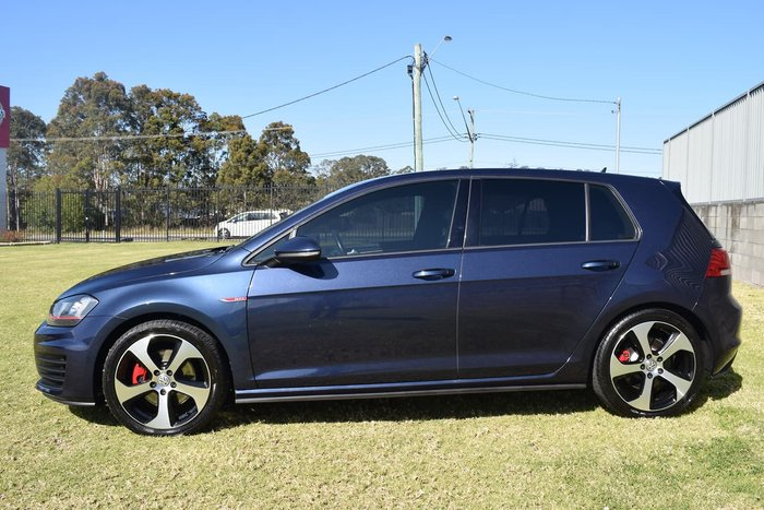 2016 Volkswagen Golf GTI 7 MY16 Blue