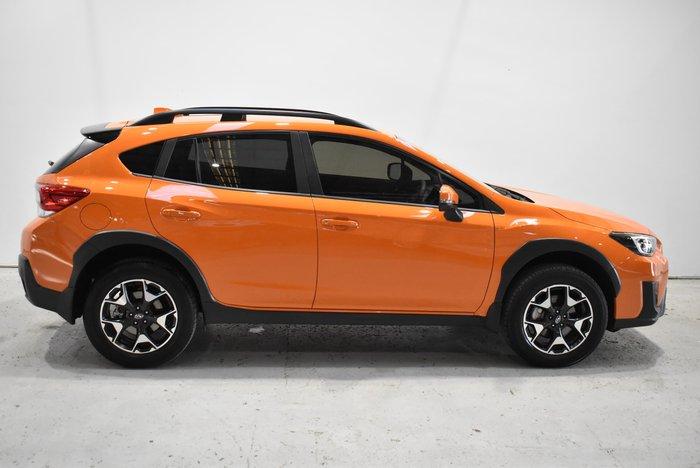 2020 Subaru XV 2.0i-L G5X MY20 Four Wheel Drive Orange