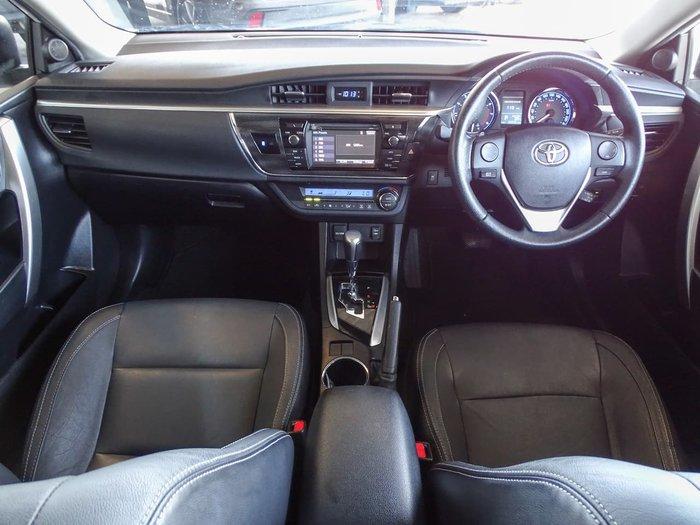 2015 Toyota Corolla ZR ZRE172R White