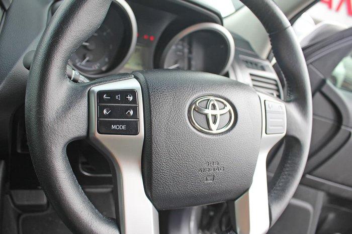 2014 Toyota Landcruiser Prado GXL KDJ150R MY14 4X4 Dual Range