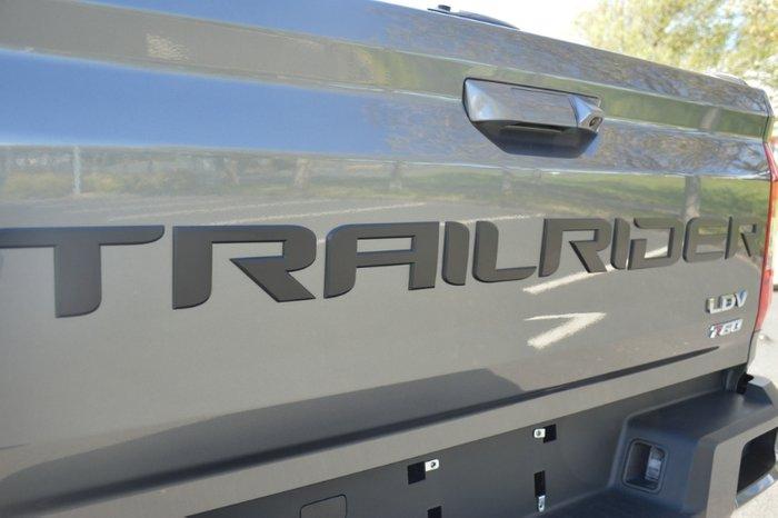 2020 LDV T60 Trailrider 2 SK8C 4X4 Dual Range LAVA GREY
