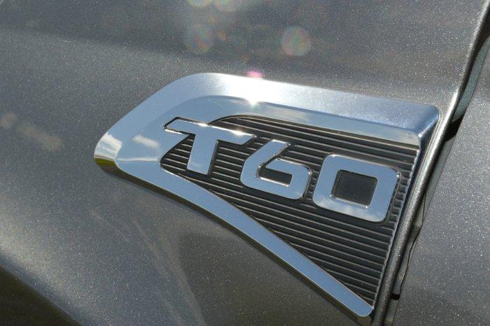 2020 LDV T60 TRAILRIDER DUAL CAB SK8C LAVA GREY