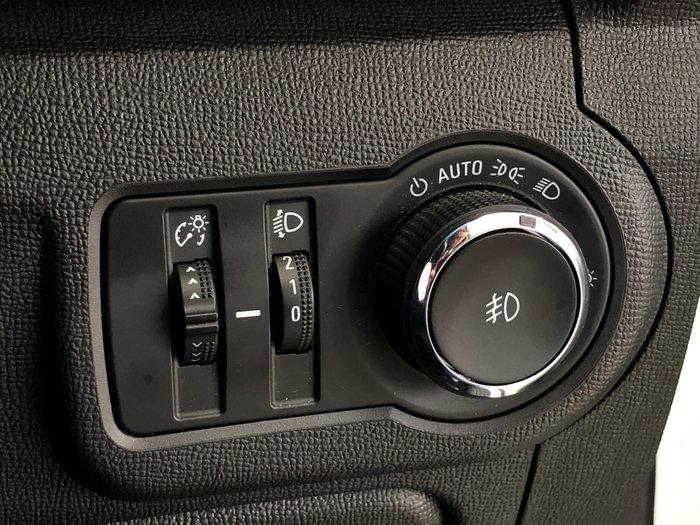 2019 Holden Colorado LTZ RG MY19 4X4 Dual Range White