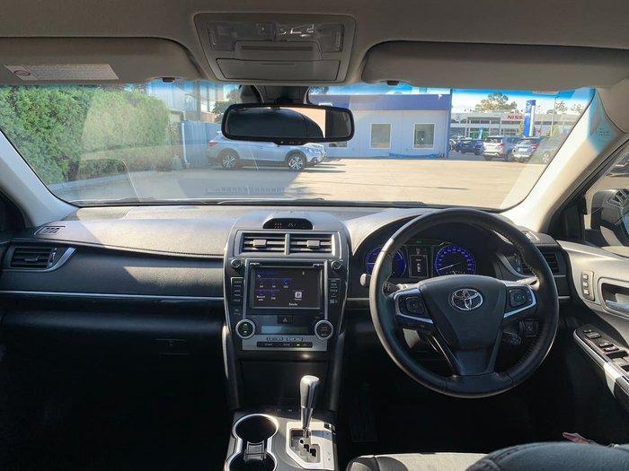 2015 Toyota Camry Atara SL AVV50R Silver