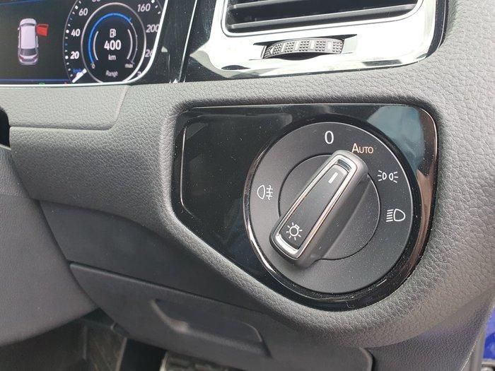 2018 Volkswagen Golf R 7.5 MY18 Four Wheel Drive Blue