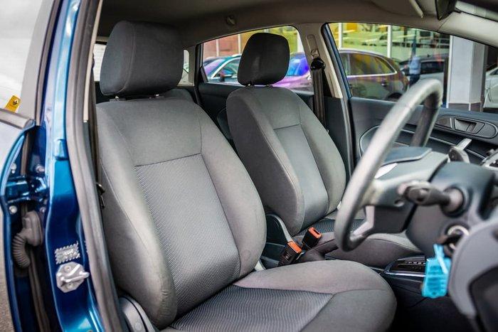 2012 Ford Fiesta CL WT Green