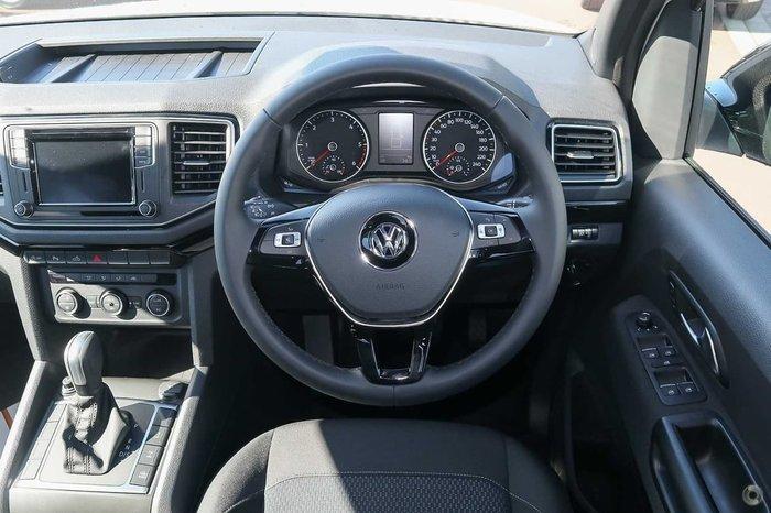 2020 Volkswagen Amarok TDI580 Highline Black 2H MY20 4X4 Constant White