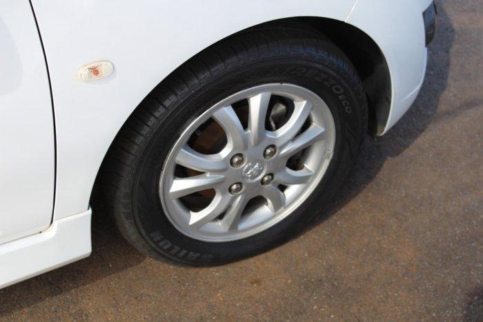 2015 Holden Barina Spark CD MJ MY15 Summit White