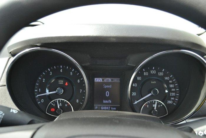 2016 Holden Ute EXTENDED CAB VF Series II MY16 HERON WHITE
