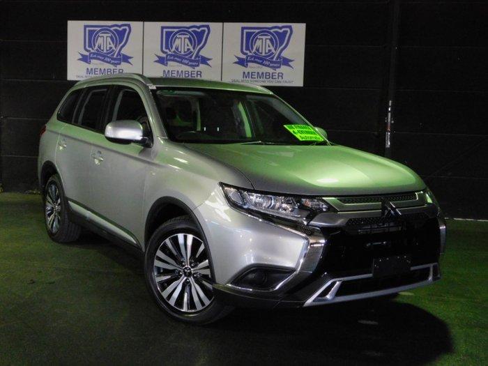 2019 Mitsubishi Outlander ES ZL MY19 Titanium