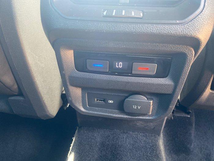 2018 Volkswagen Tiguan 140TDI Highline 5N MY18 Four Wheel Drive White