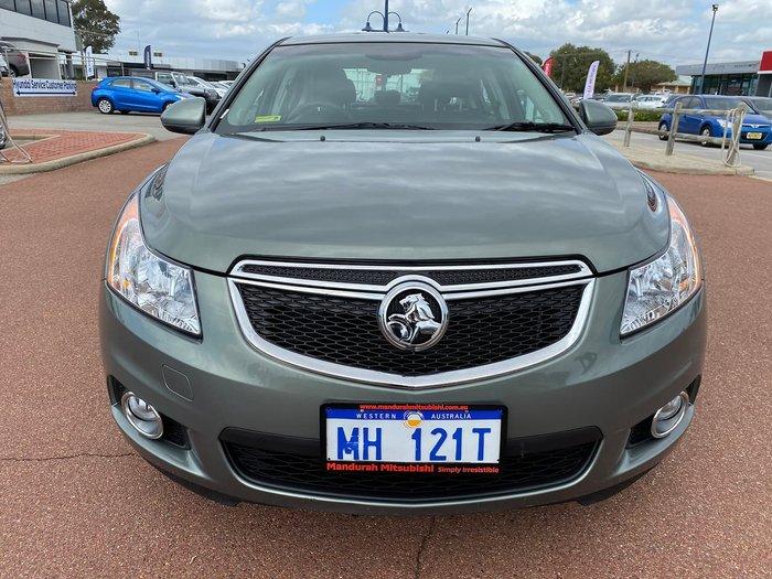 2013 Holden Cruze Equipe JH Series II MY14 Grey