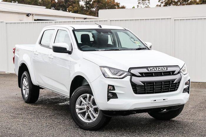2020 ISUZU D-MAX LS-M (4x4)
