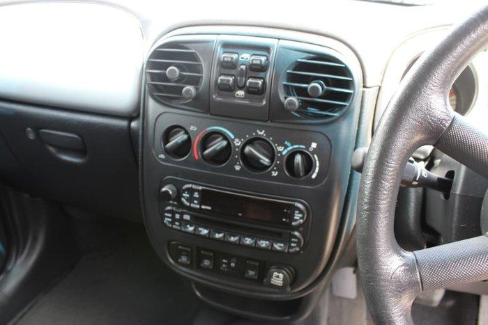 2005 Chrysler PT Cruiser Classic PG MY05 Silver
