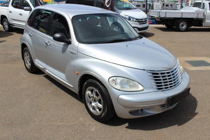 2005 Chrysler PT Cruiser Classic PG MY05 Bright Silver