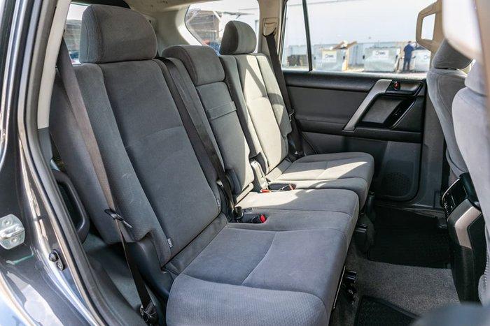 2010 Toyota Landcruiser Prado GXL KDJ150R 4X4 Constant Grey