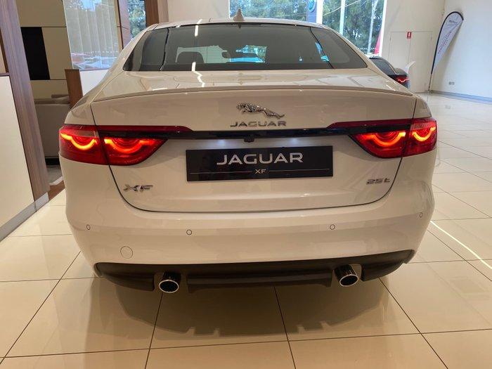 2020 Jaguar XF 25t R-Sport X260 MY20 White