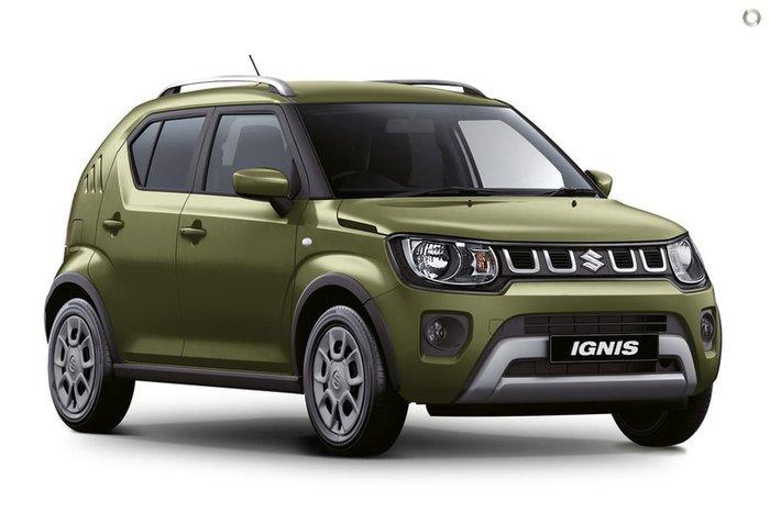 2020 Suzuki Ignis GL