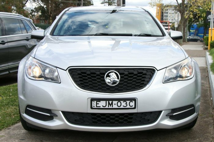 2015 Holden Commodore Evoke VF MY15 SILVER