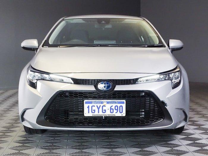 2019 Toyota Corolla Ascent Sport MZEA12R Silver