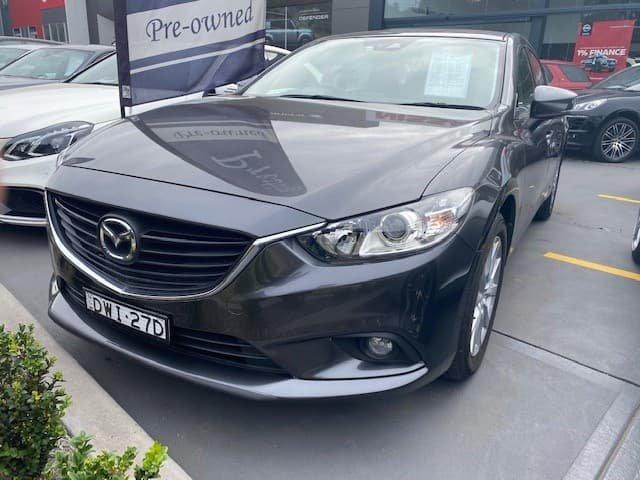 2017 Mazda 6 Sport GL Series Grey