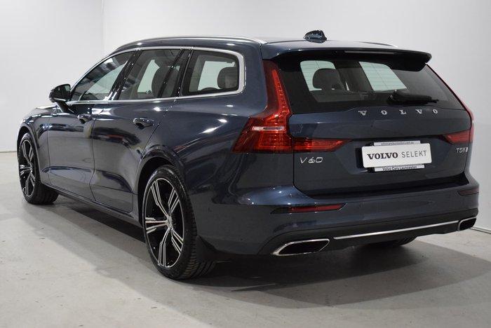 2019 Volvo V60 T5 Inscription MY20 4X4 On Demand Blue
