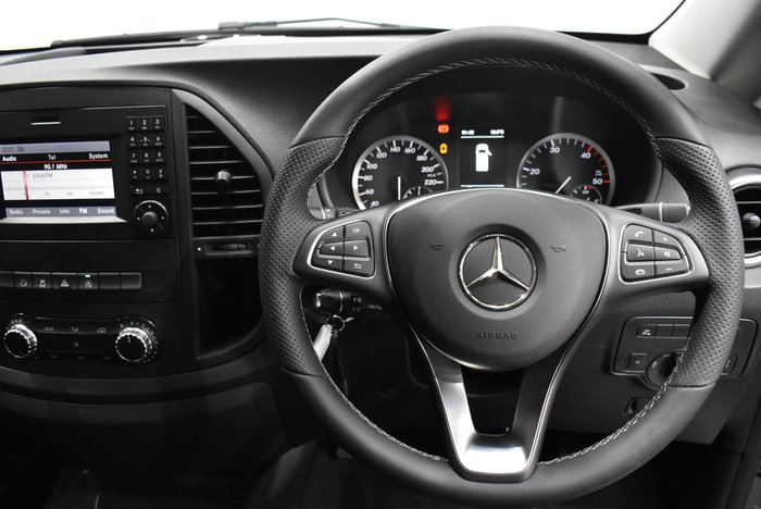 2018 Mercedes-Benz Valente 116BlueTEC 447 White
