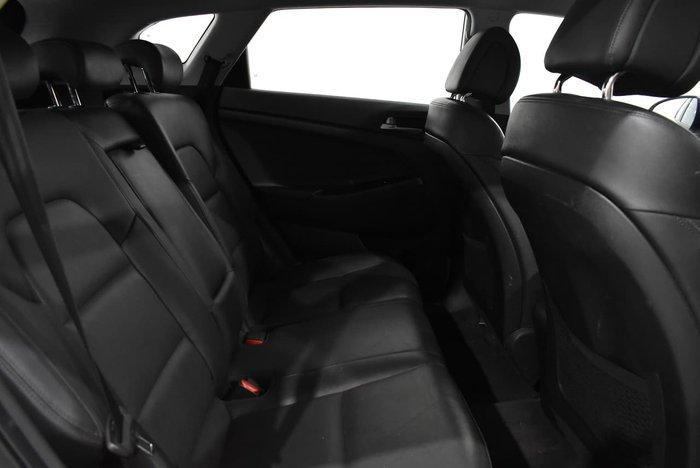2015 Hyundai Tucson Active X TL White