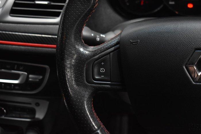 2016 Renault Megane GT-Line III K95 Phase 2 Blue