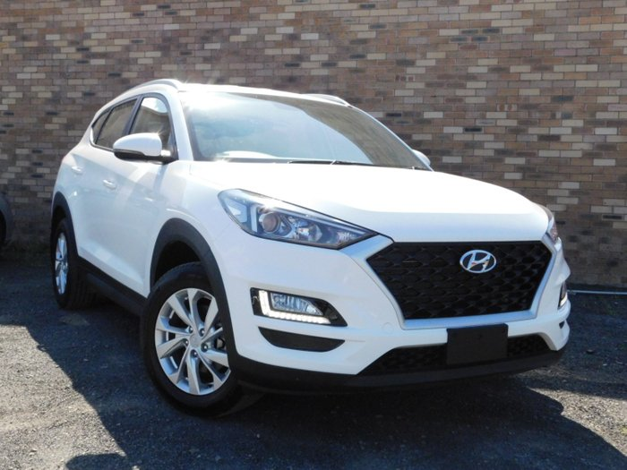 2019 Hyundai Tucson Active X TL3 MY19 Pure White