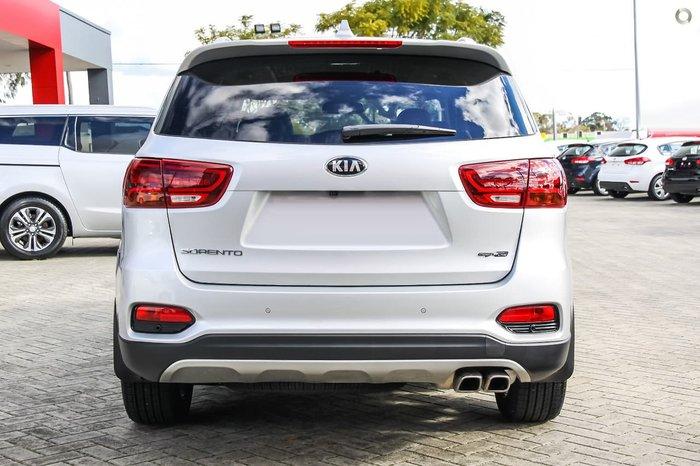2020 Kia Sorento GT-Line UM MY20 4X4 On Demand Silver