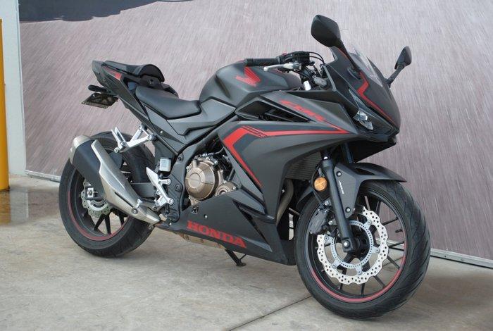 2019 Honda CBR500RA (ABS) LAMS Black