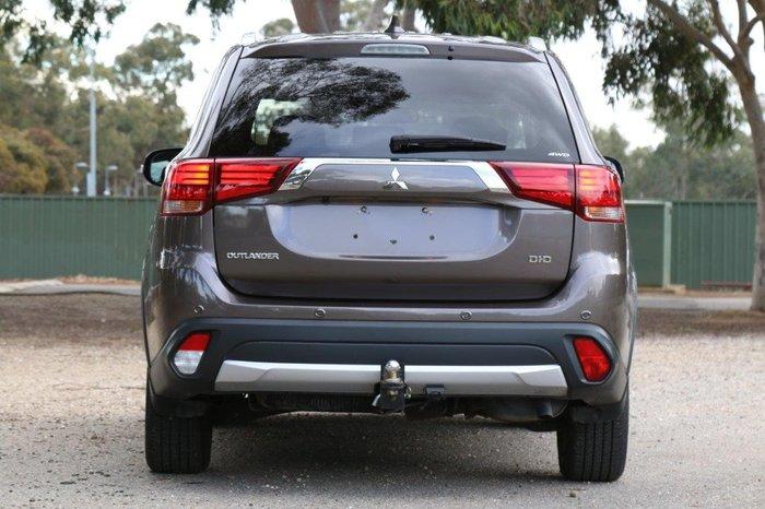 2018 Mitsubishi Outlander LS ZL MY18.5 4X4 On Demand Bronze