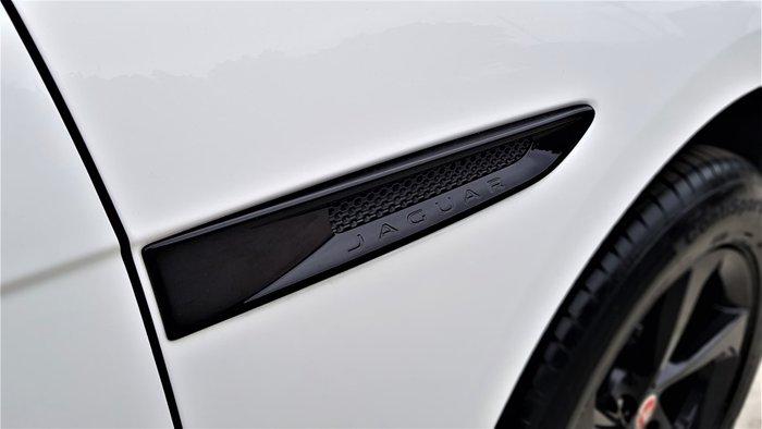 2018 Jaguar F-PACE 25t Prestige X761 MY18 Four Wheel Drive Fuji White