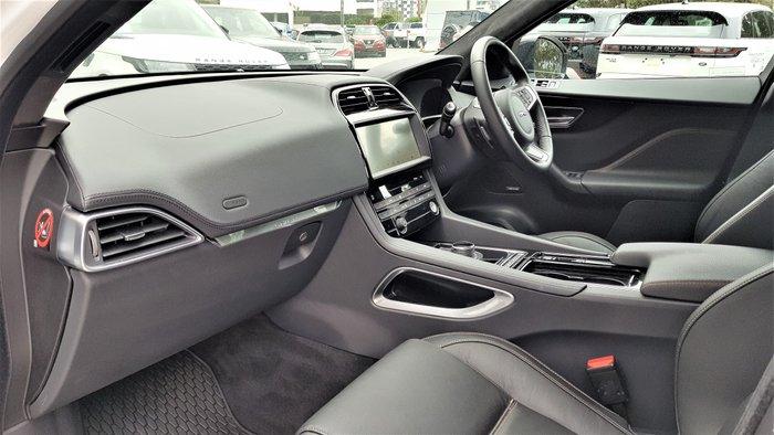 2018 Jaguar F-PACE 25t Prestige X761 MY18 AWD Fuji White