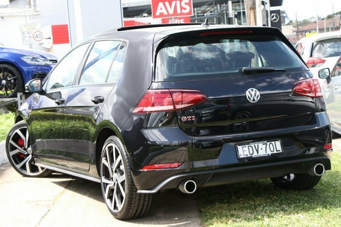 2019 Volkswagen Golf GTI 7.5 MY19.5 BLACK
