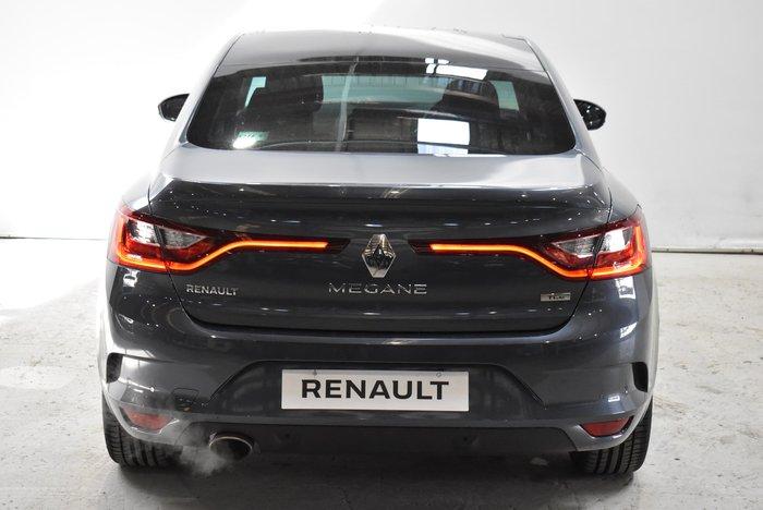 2017 Renault Megane Intens LFF Grey