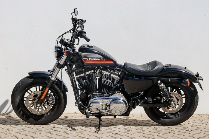 2018 HARLEY-DAVIDSON FORTY-EIGHT SPECIAL (XL1200XS) Black