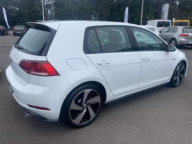 2017 Volkswagen Golf GTI 7.5 MY18 White