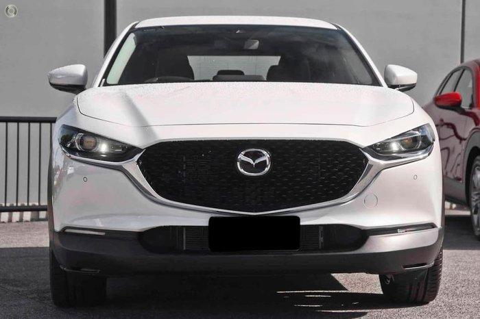 2020 Mazda CX-30 G20 Astina DM Series White