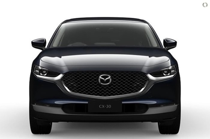 2020 Mazda CX-30 G25 Touring DM Series Blue