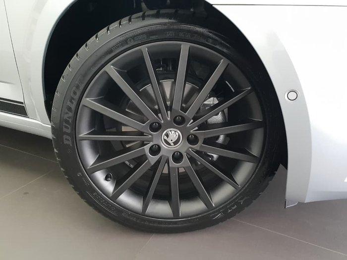 2018 SKODA Octavia Sport 110TSI NE MY18.5 Silver