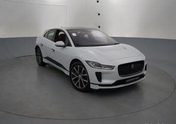 2019 Jaguar I-PACE EV400 HSE X590 MY20 Four Wheel Drive White