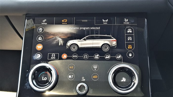 2020 Land Rover Range Rover Velar P550 SVAutobiography Dynamic L560 MY20 Four Wheel Drive White